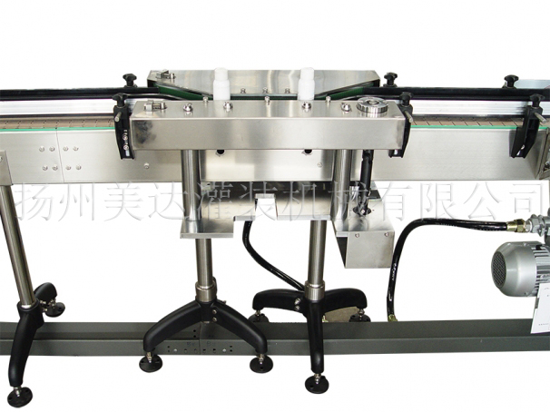 Model QPMD Automatic Clamping-type Ink-jet belt